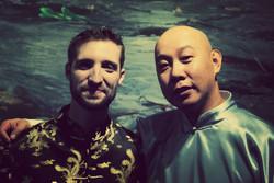 Guo Gan & Sylvain Bezia