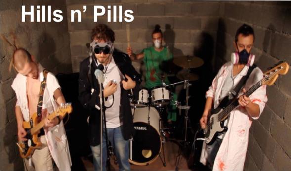 Hills n' Pills