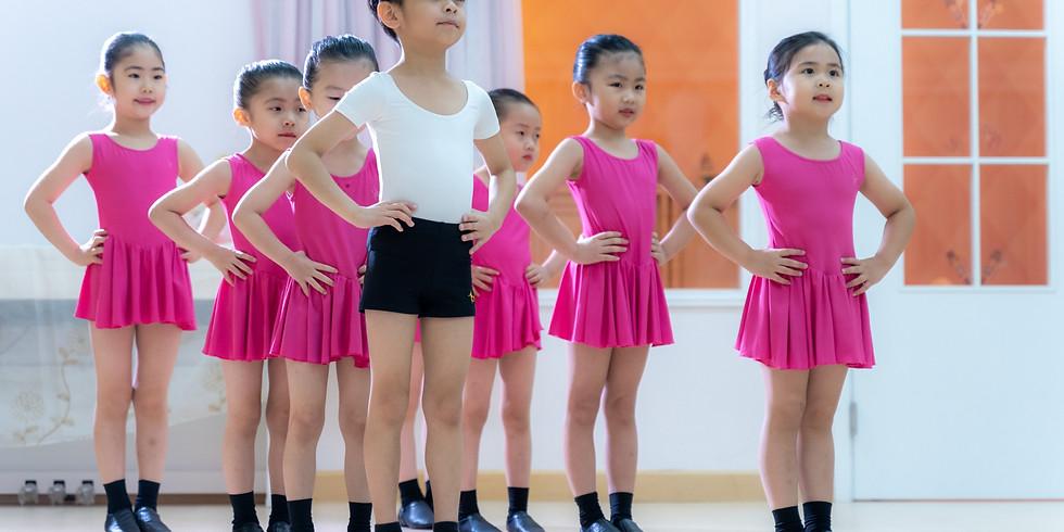 2021年度各級澳洲聯邦舞蹈教師協會(CSTD)爵士舞考試課程 - 免費試堂