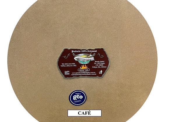 Paquete obleas sabor café.