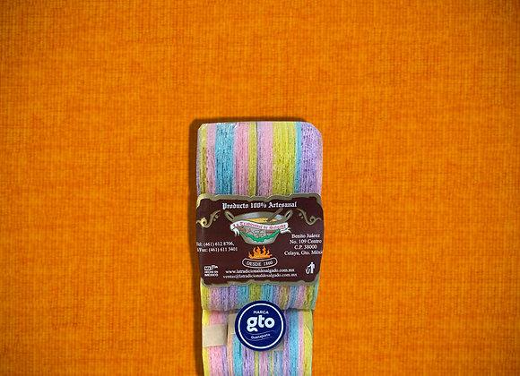 Paquete oblea mini colores.