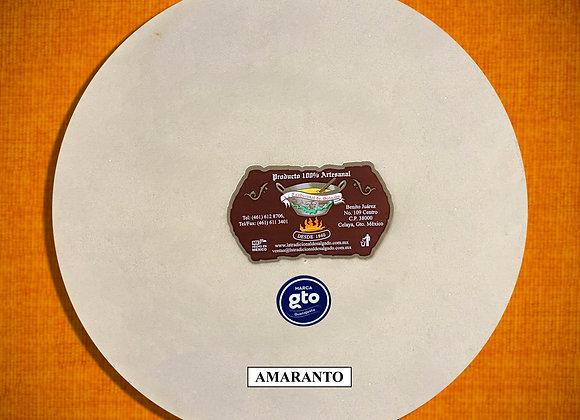 Paquete obleas sabor amaranto.
