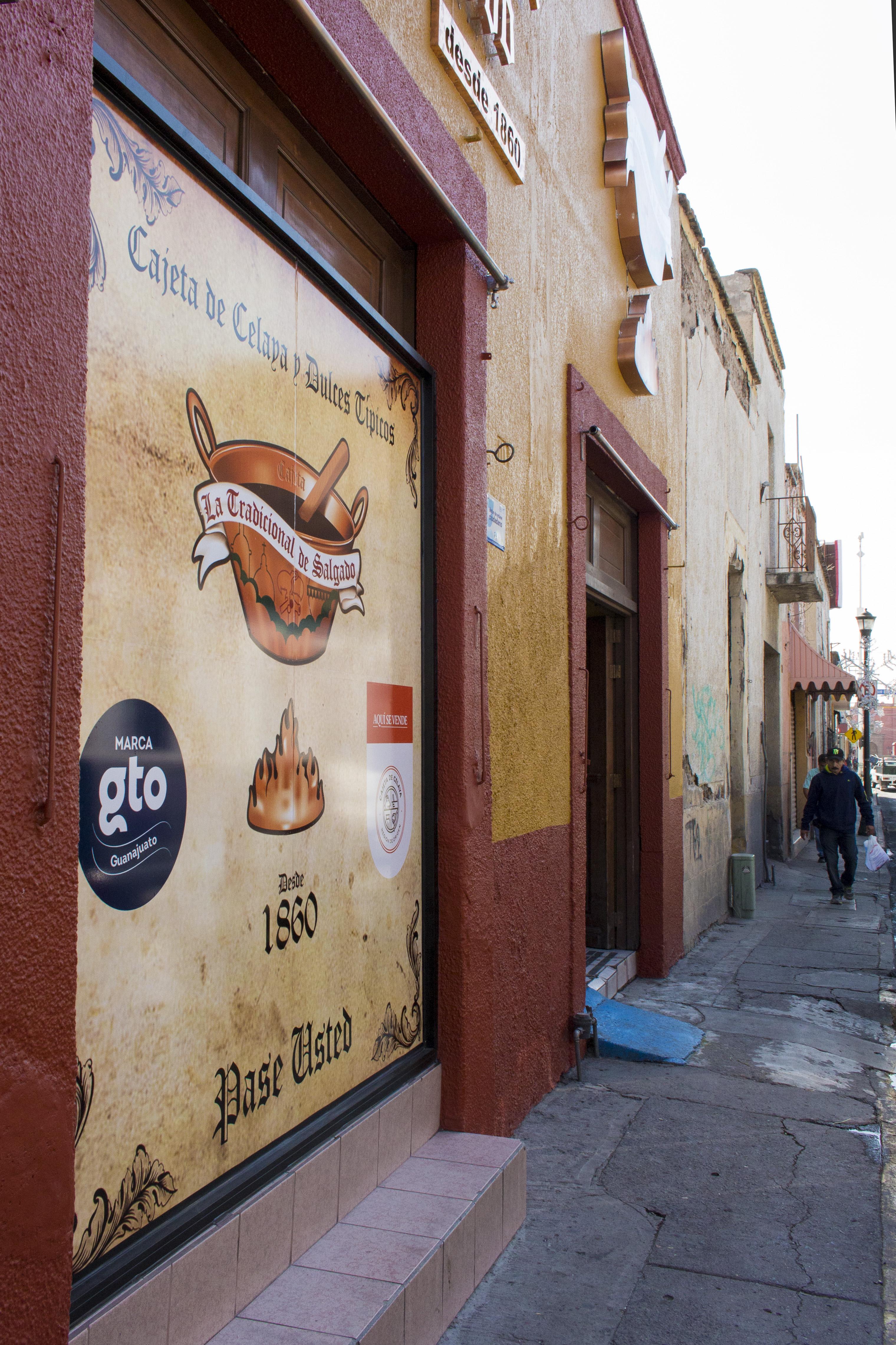 Cajeta de Celaya - La Tradicional.