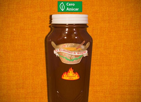 Cajeta cero azúcar quemada 330 g