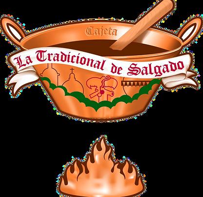 Logo La Tradicional de Salgad