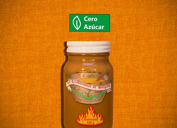 Cajeta cero azúcar envinada 160 g