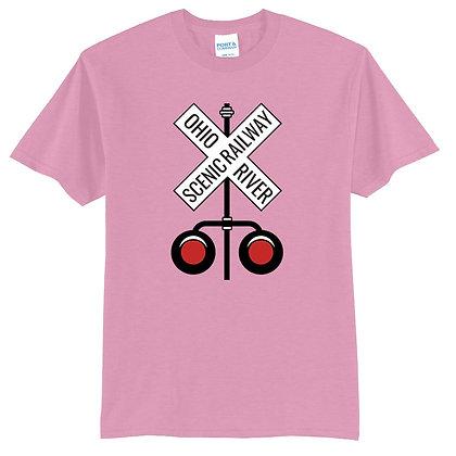 Railroad Crossing – T-shirt (All Colors)