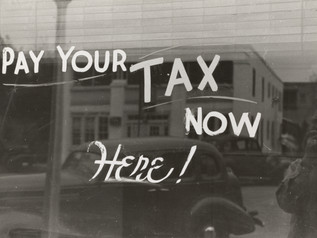 Hey, Indiana! Are you OK with more taxes? (You better be, they're coming!)