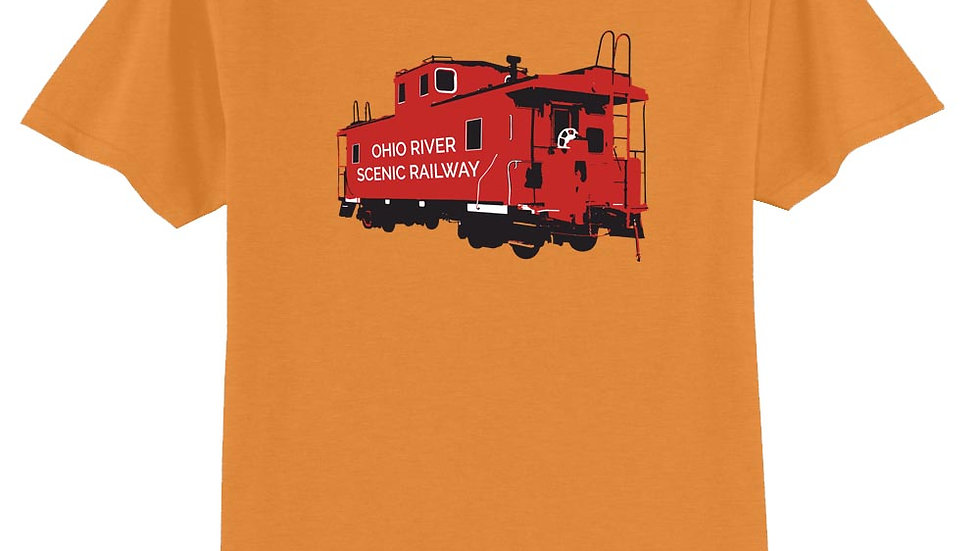 ORSR Caboose – T-shirt (Additional Colors)