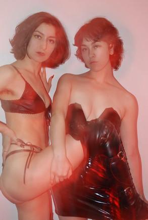 Mistress Fox & Mistress Margaux