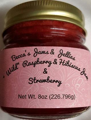 Wild Raspberry & Hibiscus