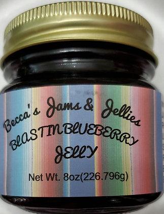 Blastin Blueberry Jelly
