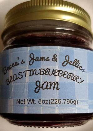 Blastin Blueberry Jam