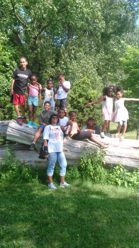 Sis. Dee Dee Trotter & Children