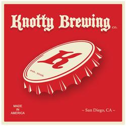 Knotty Brewing Logo