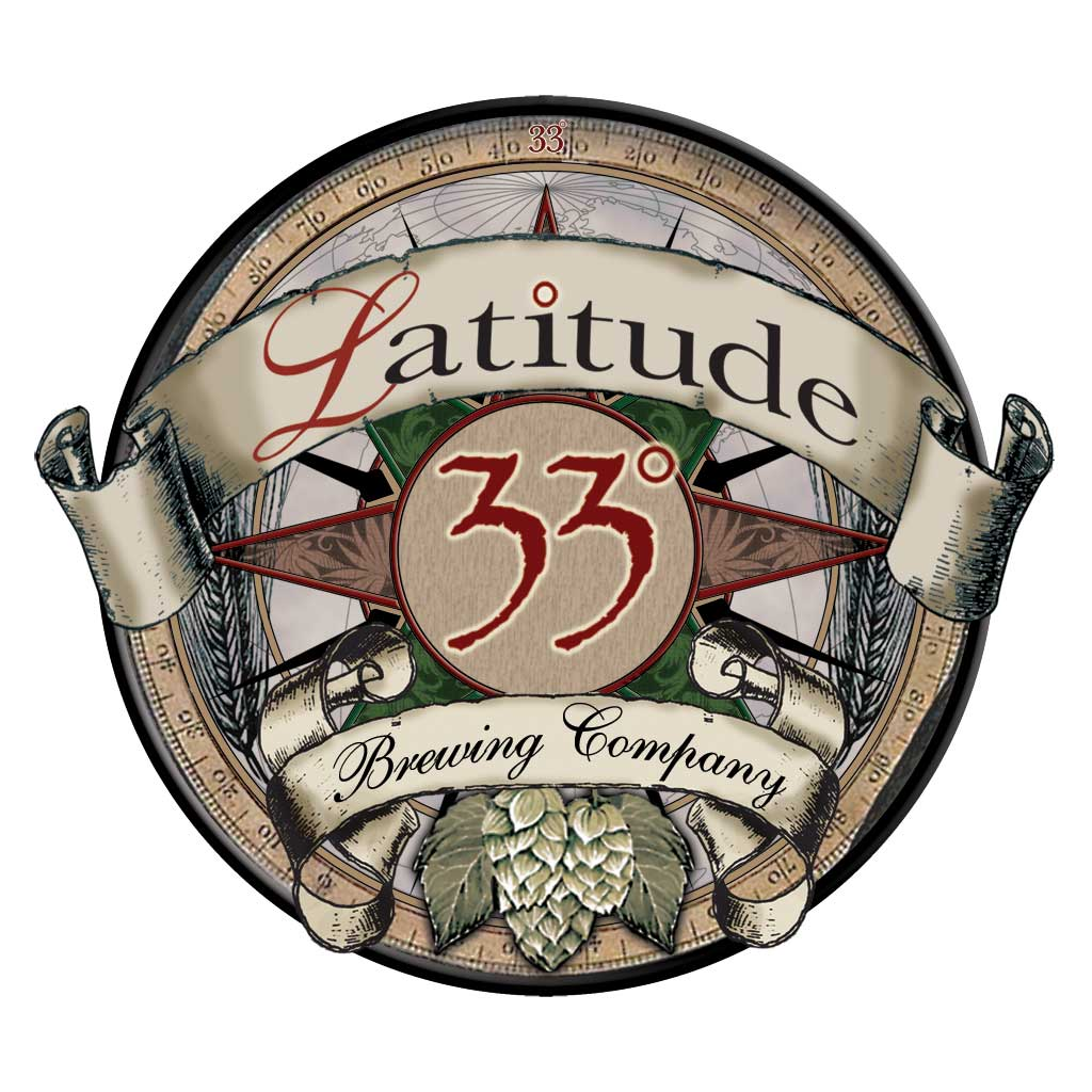 Latitude-33-Brewing-Logo