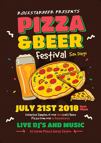 SAN DIEGO BEER AND MUSIC FESTIVAL