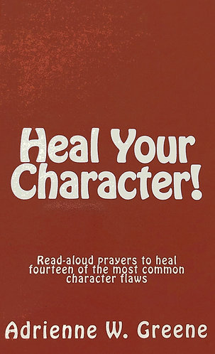 Heal Your Character