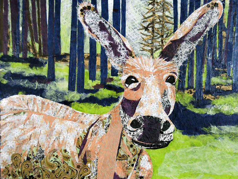 Paisley Donkey