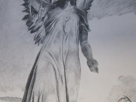 Crown Hill Angel
