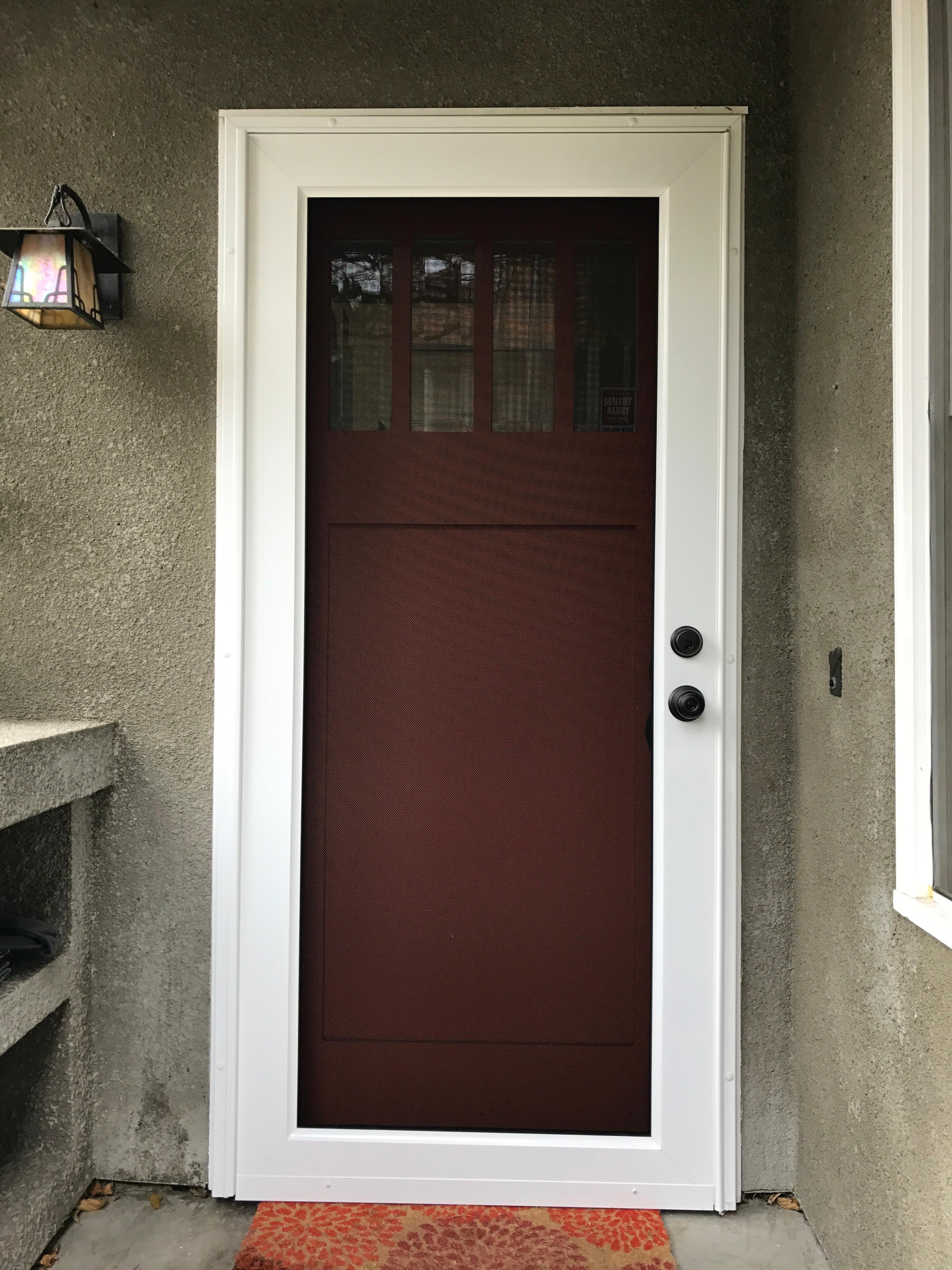 ViewGuard Security Screen Doors | Bay Area, CA | Bay Area ...