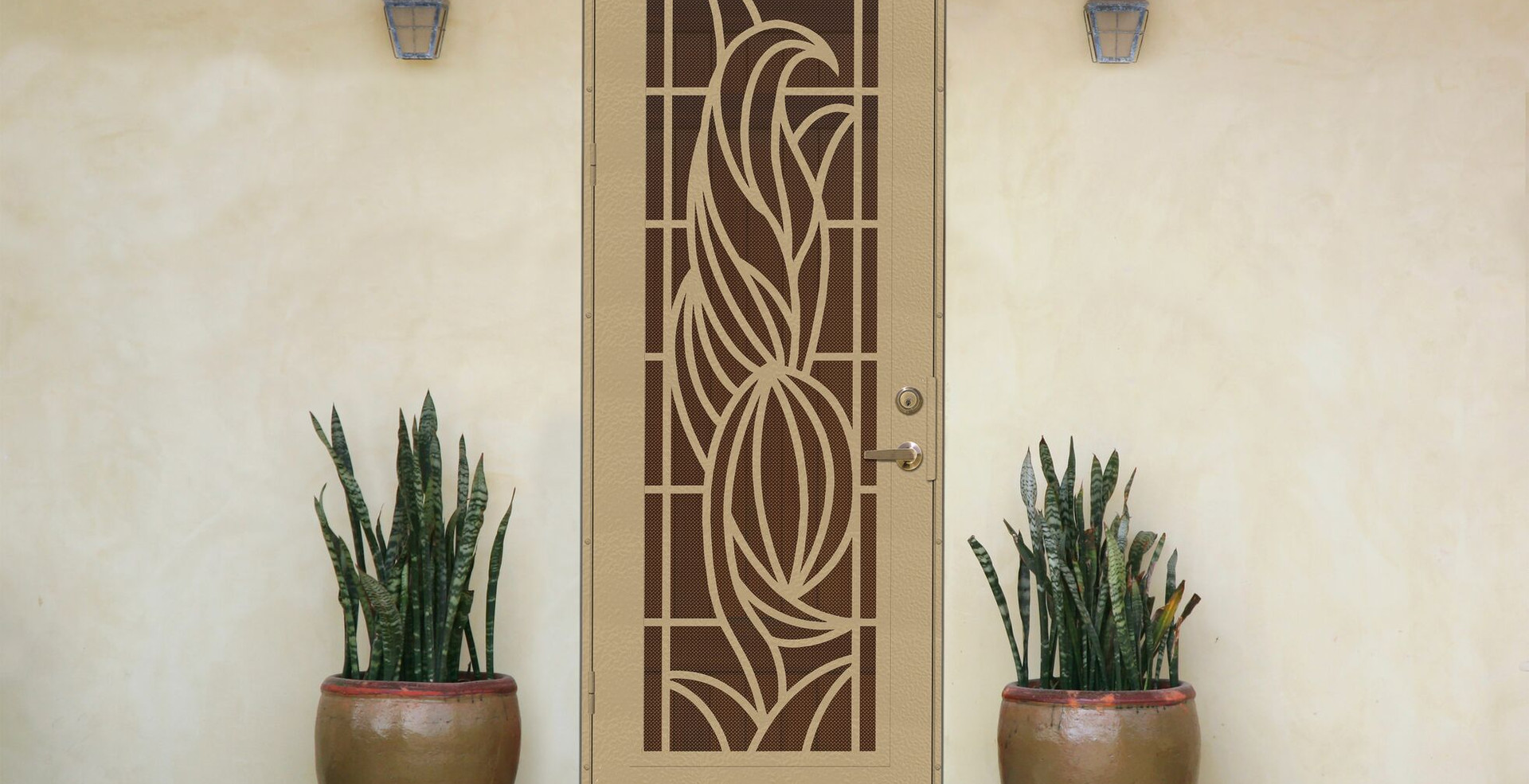 Elegante Screen Doors
