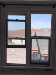 Roll Away Window Screen