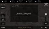 MFi Pro - Riverstone User Interface