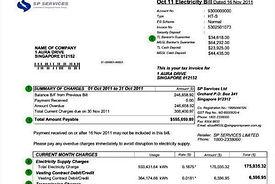 Electric Bill Analysis