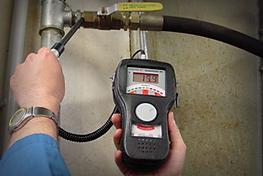 Compressed Air Leak Detection