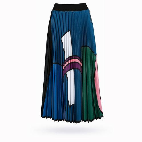 Plisovaná sukně LAURA JONAS®