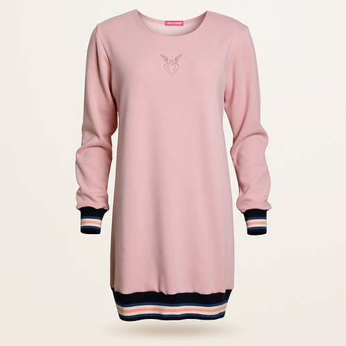 Mikinové šaty LAURA JONAS®