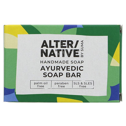 Alter/Native Ayurvedic Soap