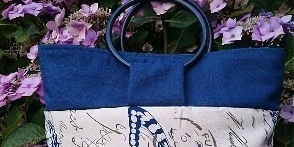 Let's Sew a Maya Bag :  Coffee Chat Stitch and Sew