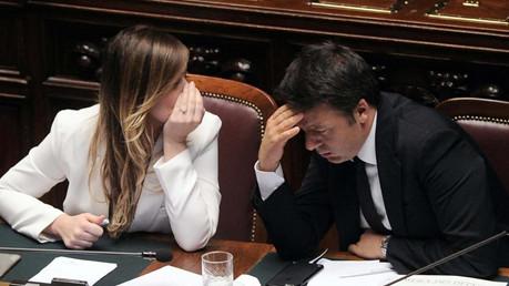 RESPINGIAMO IL RICATTO CHE VUOLE LEGARE L'ESITO DEL VOTO AL DESTINO DEL GOVERNO