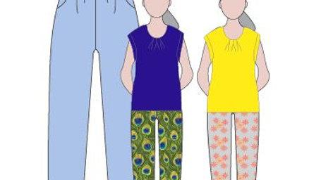 Dawn Trouser Pattern size 8-18