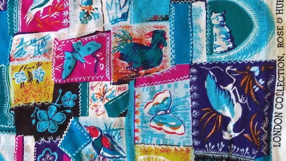 Fabric : Cotton Pring