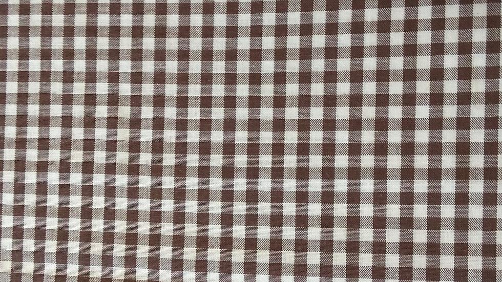 Fabric : Gingham