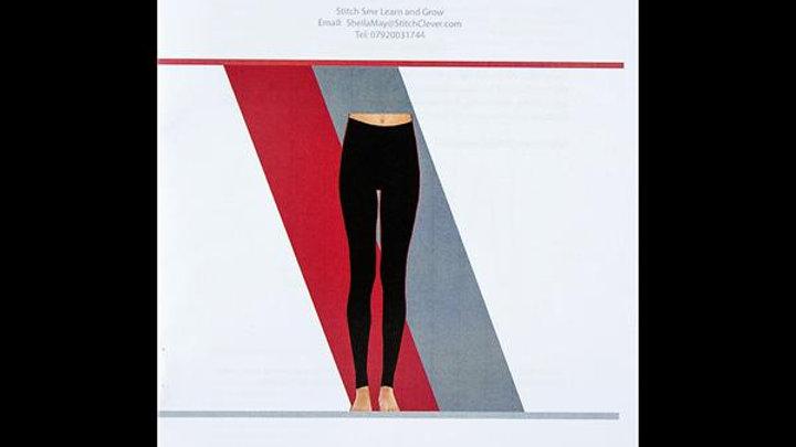 Sophie Women's Leggings Pattern