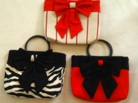 FREE : How to Sew a Bow with Tails