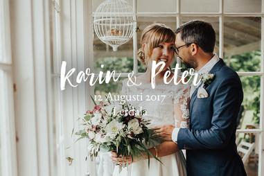 Bröllopsfotograf Skaraborg, Lerdala | Karin & Peters lantliga bröllop