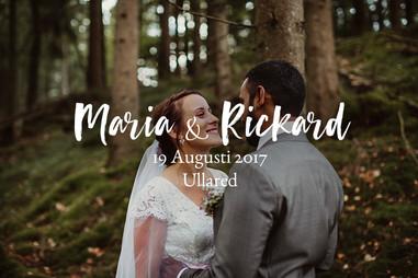 Bröllopsfotograf Halland, Ullared | Maria & Rickards lantliga bröllop