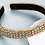 Thumbnail: Gold Rhinestone Hairband