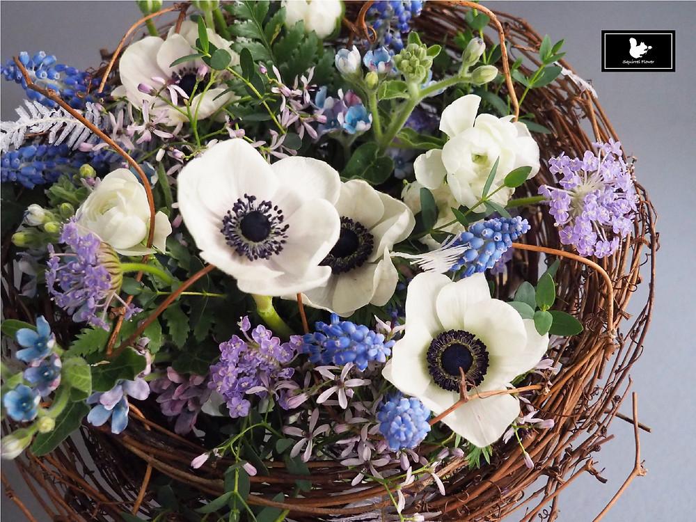 復活節花束