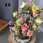 鳥籠盆花課程