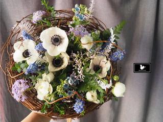 復活節花束設計