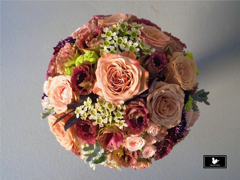 卡布奇諾玫瑰