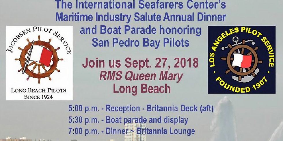 ISC's Maritime Industry Salute Annual Dinner