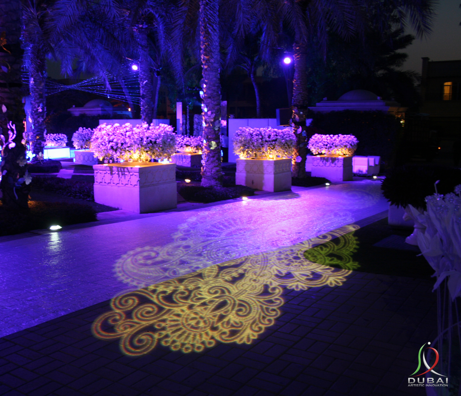 Emirates Hills Wedding