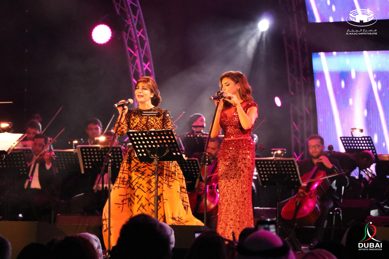 Assala &Angham Concert 2017